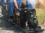 Picture Title - Tom's narrow gauge forney