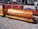 Picture Title - Wood Tank Car